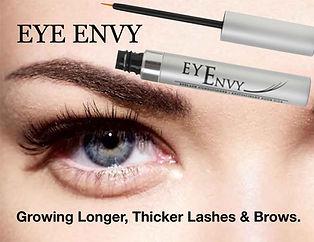 eye envy, lash growth serum, brow growth serum, canada's leading growth serum