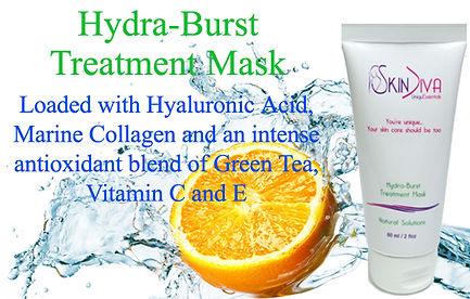 This highly aromatic treatment mask is one of a kind. Intense hydration, Collagen and Antioxidant blend is suitable for all skin types.