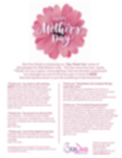 Mother's Day Spa Gift Certificates, Bowmanville, Oshawa, Courtice, Whitby, local day spa, skin care, facials