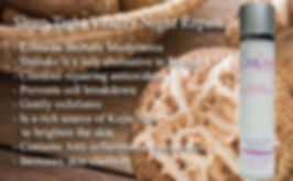 Shiitake mushroom skin conditioning properties an benefits
