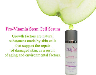 Advanced skin care Pro-Vitamin Stem Cell serum
