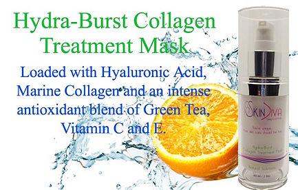 Deeply Hydrating Nourishing Treatment mask l Skin Diva Studio