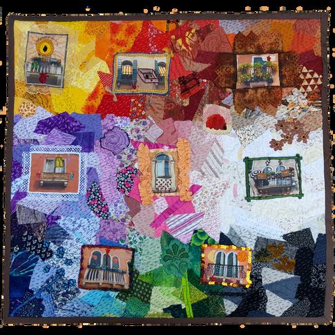 Allegories (Venetian Windows) 2020