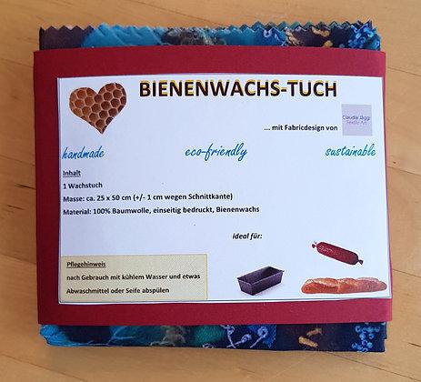 beeswax wrap 25 x 50 cm