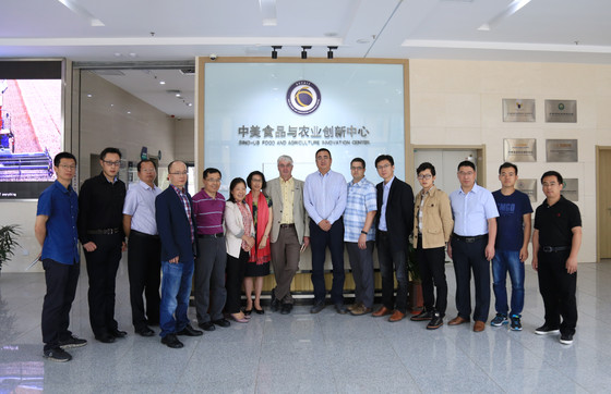 High-level Experts Journey to Weifang - American Agricultural Experts Attend 2018 Sino-US Soil Remed