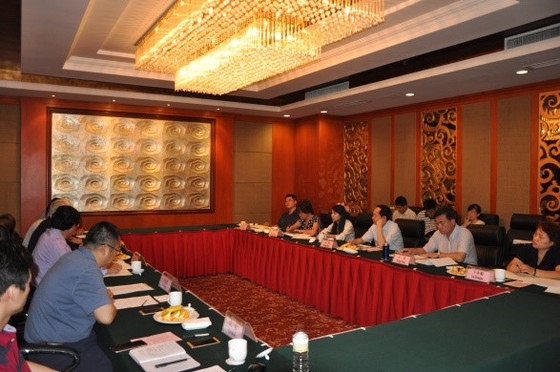Workshops between Roger·Beachy and enterprises and research institutions of Weifang