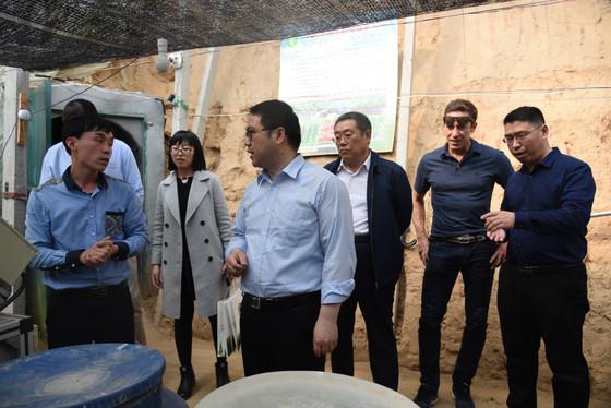 UC Davis Fertigation Experts Visit Shouguang