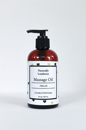 Massage Oil : Relax