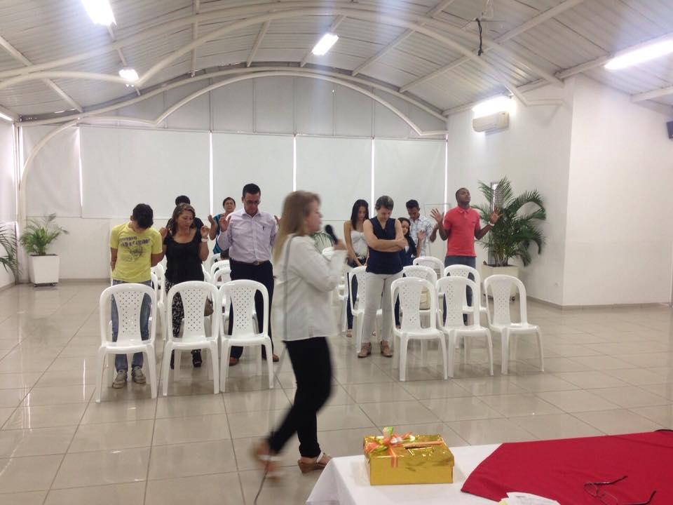Rio de Dios Casa Apostolica