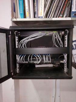 Rack de comunicaciones Secundario