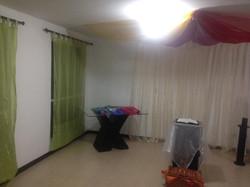 Salon Fundacion y Rio de Dios