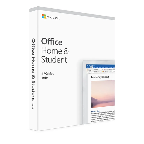 Office Hogar y Estudiantes 2019 para Mac