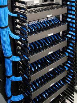 Organización de cableado
