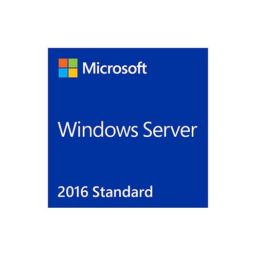 Licencia de Windows Server 2016 Standart Digital