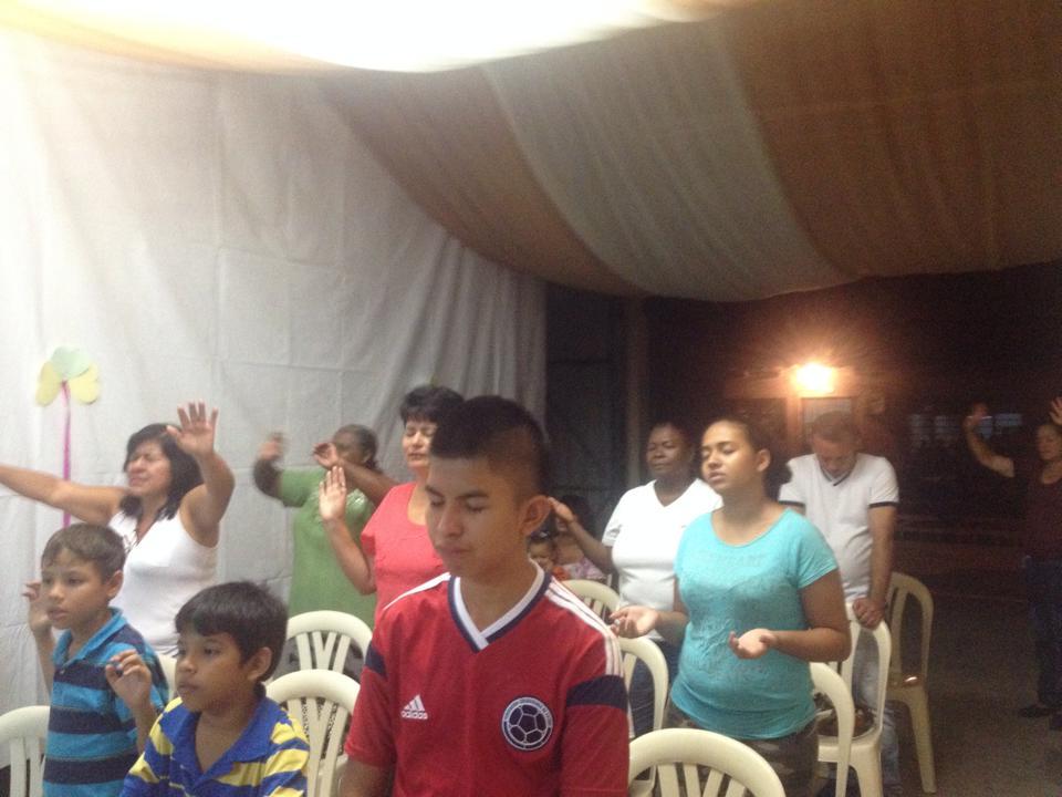 Cultos en Aguablanca