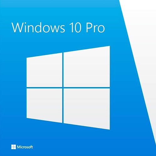 Licencia de Windows 10 Profesional OEM