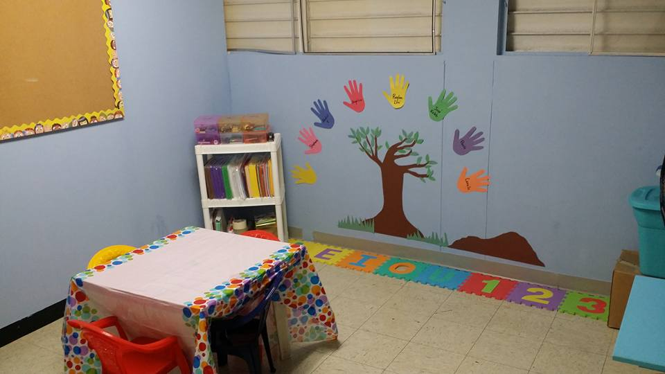 Salon de niños