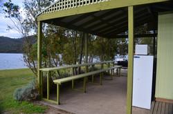 Howqua Resort Foreshore Camp Kitchen