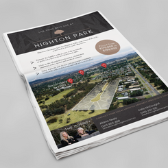 Highton Park Development - The Agency Mansfield