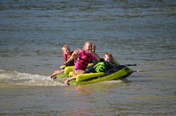 Howqua Valley Resort Lake Fun