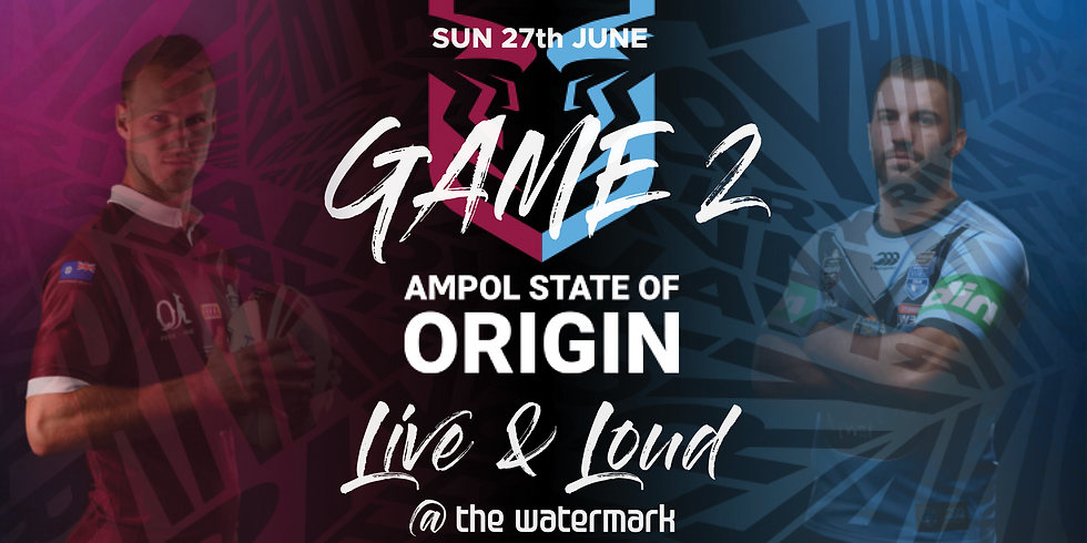 State of Origin Game II