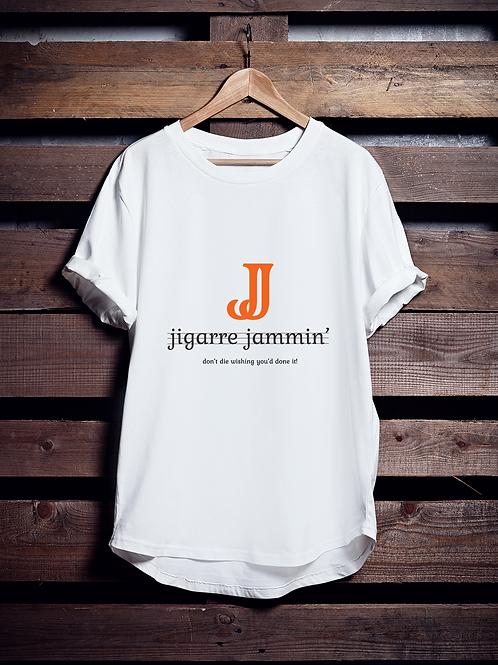 JIGARRE JAMMIN T-SHIRT