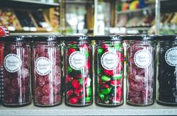 Boiled Sweets Jars