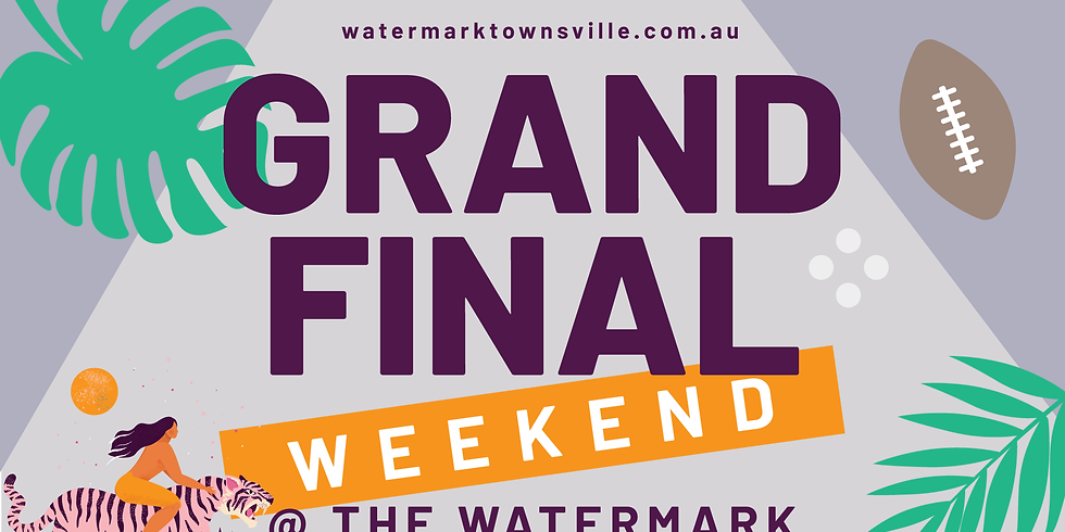 Grand Final Weekend at The Watermark