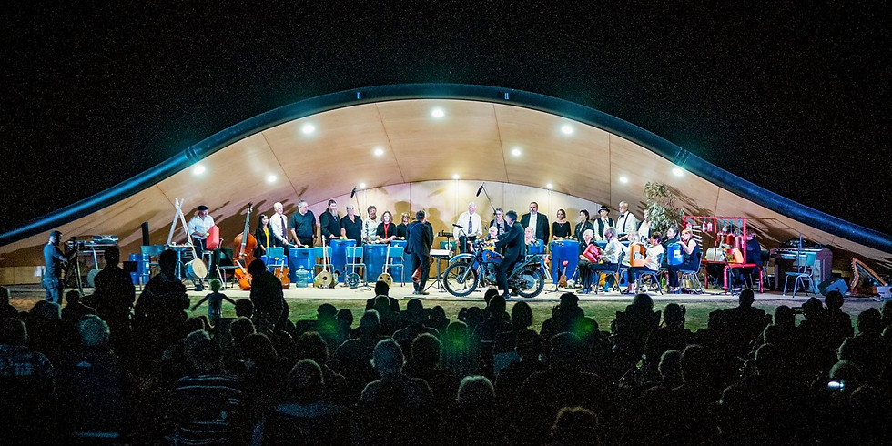 Gargarro Soundshell Gala Opening