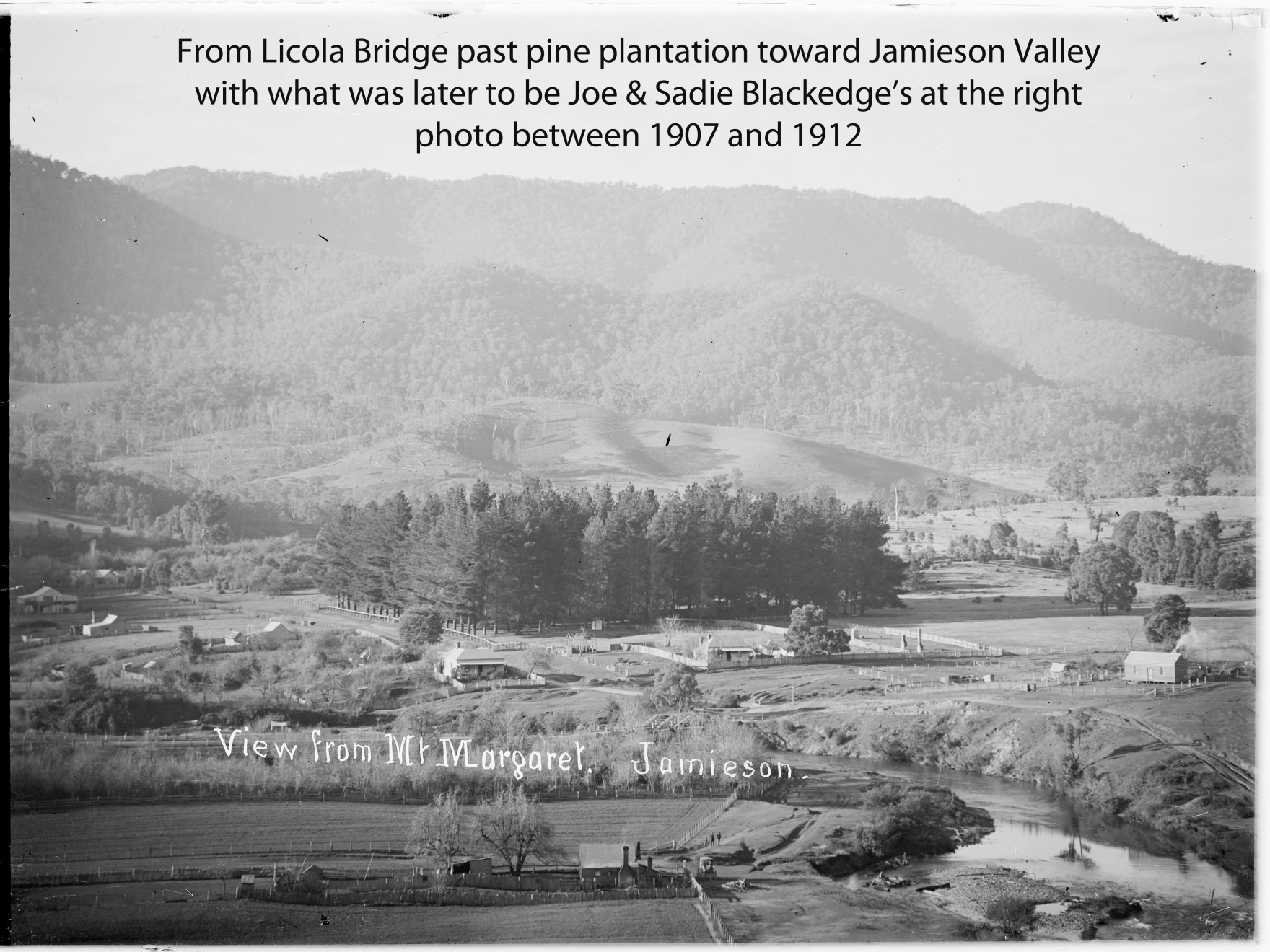 Jamieson East with Blackledges 1907-1912