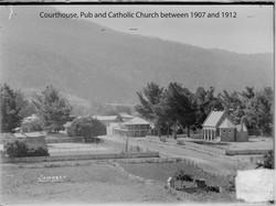 Catholic Church & Pub 1907-1912