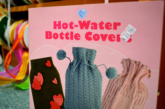 How Water Bottle Cover Book