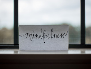 Mindfulness: Changing our Relationship with Pain