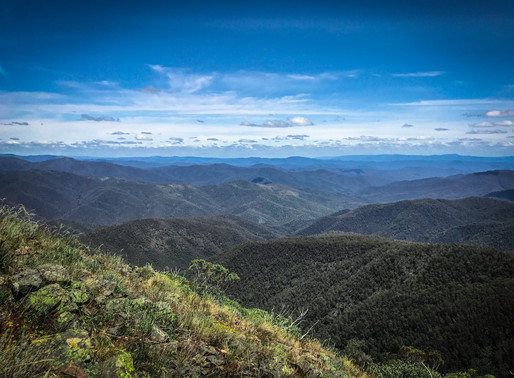 Breathtaking Views of the High Country...