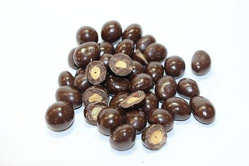 DARK CHOCOLATE SCORCHED PEANUTS