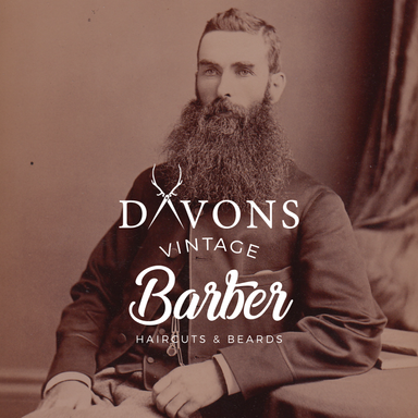 Davons Vintage Barber Mansfield