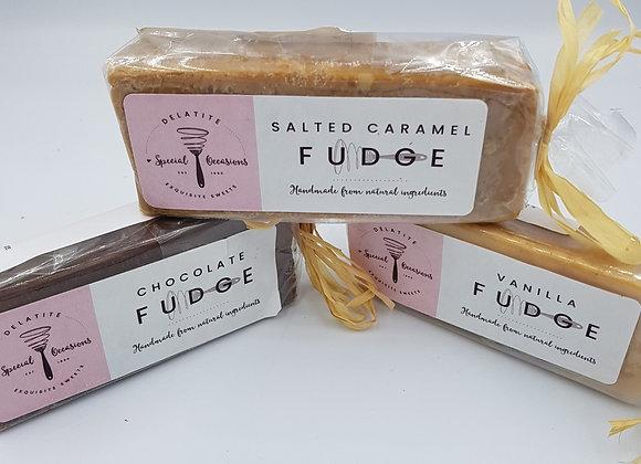 Handmade Fudge - 3 Pack Various
