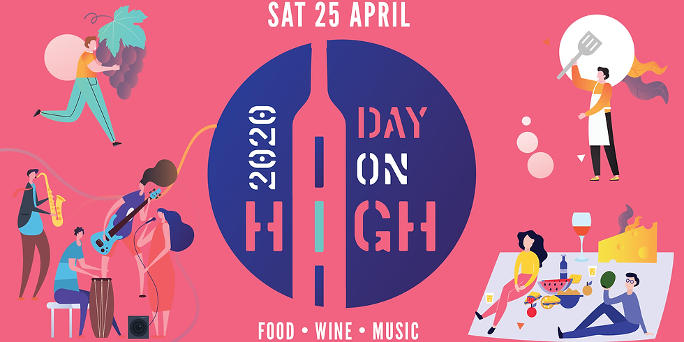 CANCELLED - DAY ON HIGH 2020