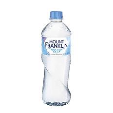 600ml Mt Franklin Water
