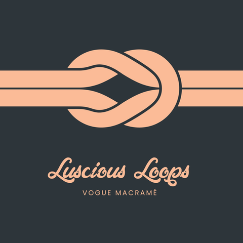 Luscious Loops Macrame