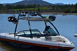 Ski Boat at Howqua Valley Resort