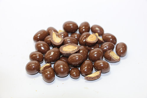 MILK CHOCOLATE SCORCHED PEANUTS