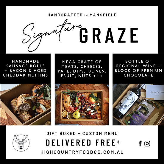 Signature Graze Box