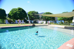Howqua Valley Resort Lagoon Pool