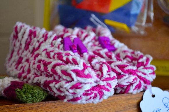 Gorgeous Handmade Slippers