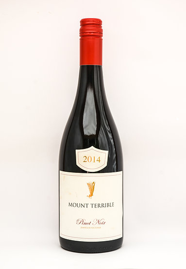 MOUNT TERRIBLE PINOT NOIR 2014 X CASE
