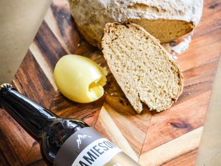 Brown Ale Beer Bread