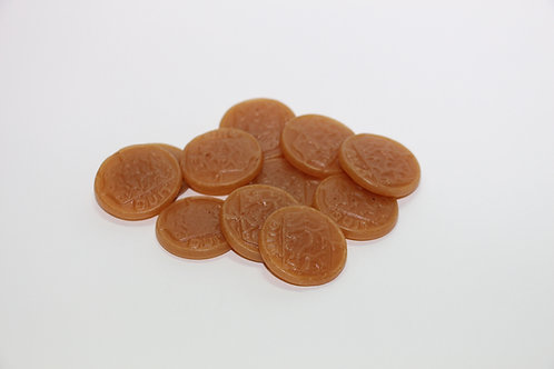 BROWN COINS