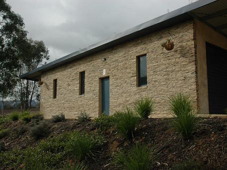 New winery operational...