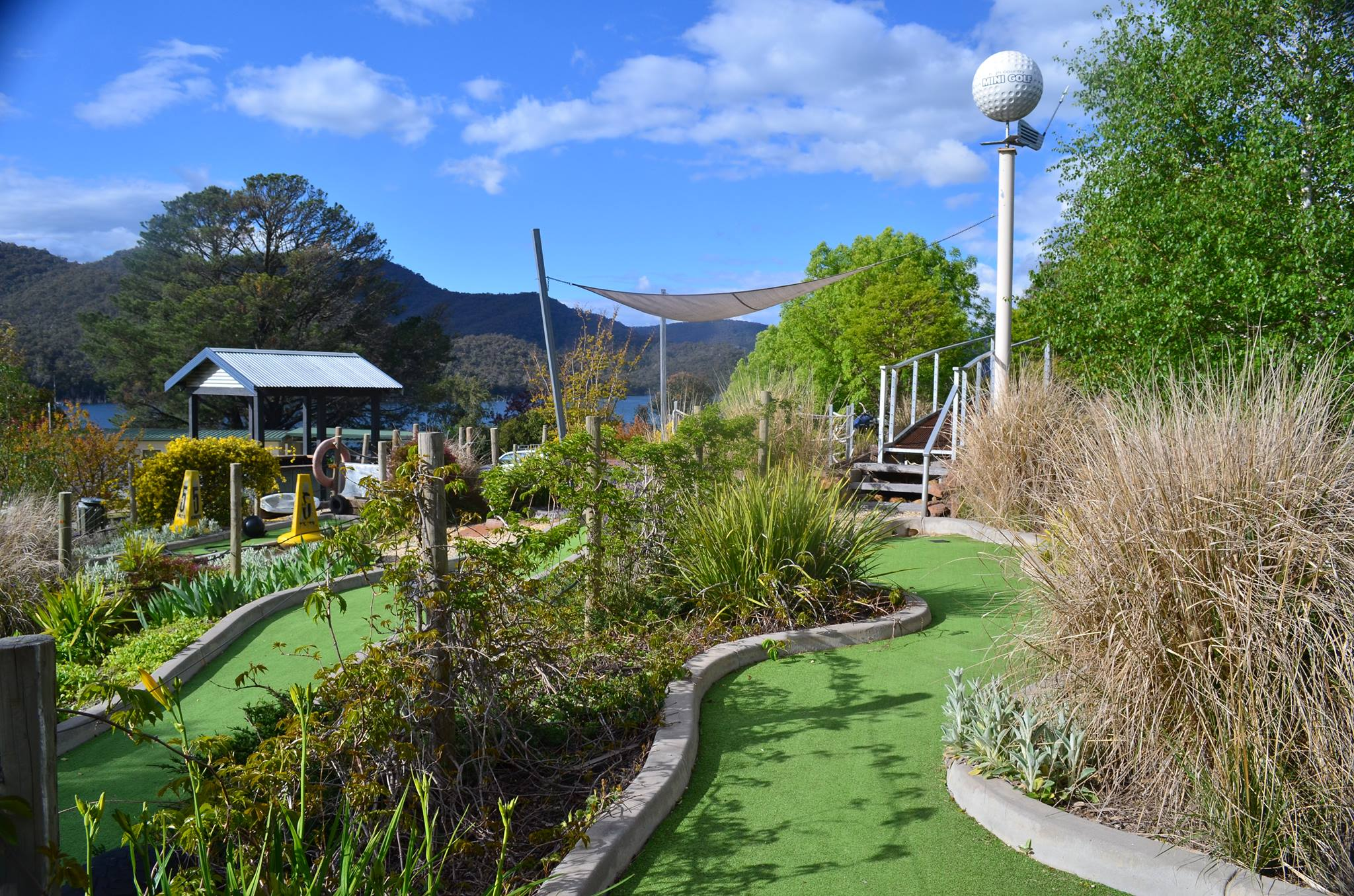 Howqua Resort High Country Mini Golf